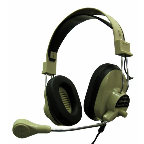 Hamilton Electronics Deluxe Multimedia Heaphone with Microphone