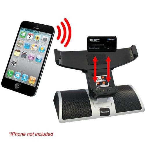 Hamilton Electronics iPad/iPod/iPhone Speaker Dock and Bluetooth Wireless Receiver