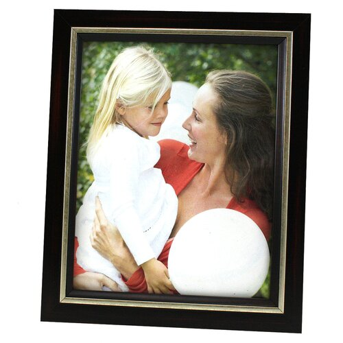 Fetco Home Decor Perfect Past Times Baccarat Picture Frame