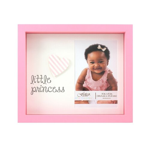 Baby Hania We'Ve Been Expecting You Girl Picture Frame