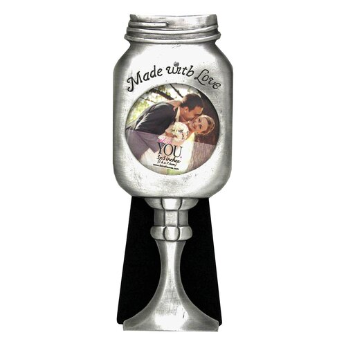 Wedding Britney Mason Wine Glass Picture Frame