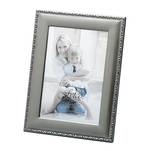 Fetco Home Decor Fashion Metals Strouds Picture Frame