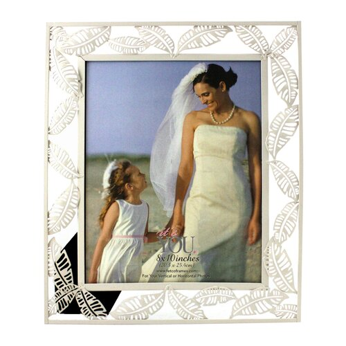 Fetco Home Decor Leaves Picture Frame