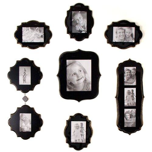 Rowhouse Suzanne Vintage Wall Art (Set of 8)