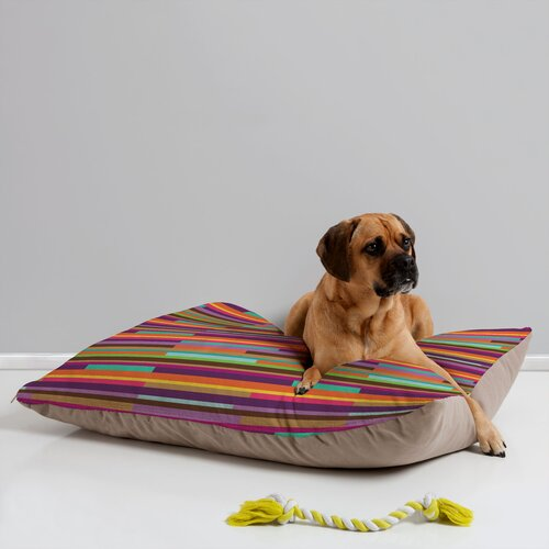 Juliana Curi Color Stripes Pet Bed