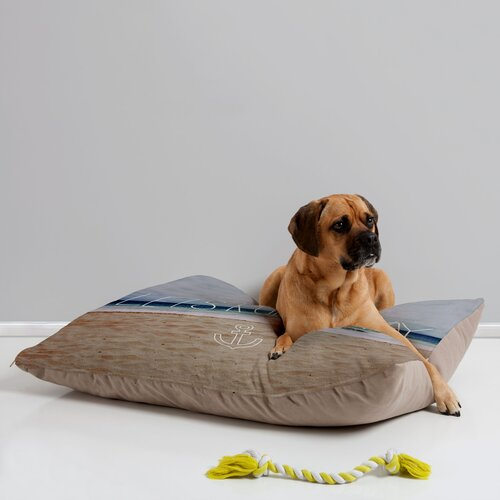 Leah Flores Lets Run Away III Pet Bed