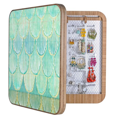 Cori Dantini Scallops Jewelry Box