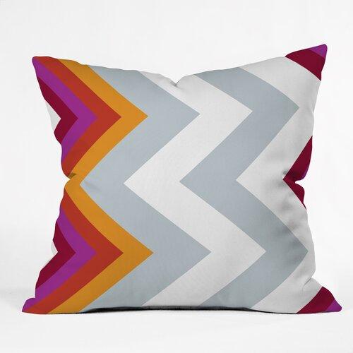 DENY Designs Karen Harris Woven Polyester Throw Pillow