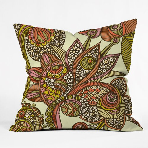Valentina Ramos Dina Polyester Throw Pillow