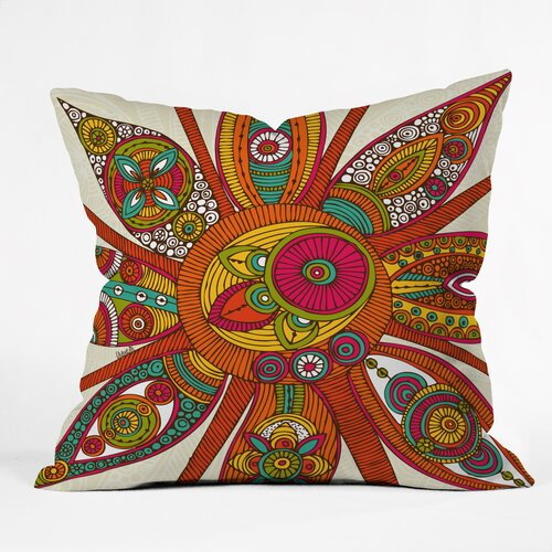 DENY Designs Valentina Ramos Liora Indoor/Outdoor Polyester Throw Pillow