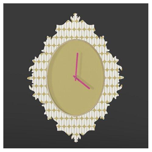 DENY Designs Caroline Okun Modular Wall Clock