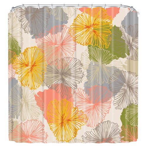 DENY Designs Khristian A Howell Polyester Bryant Park 6 Shower Curtain