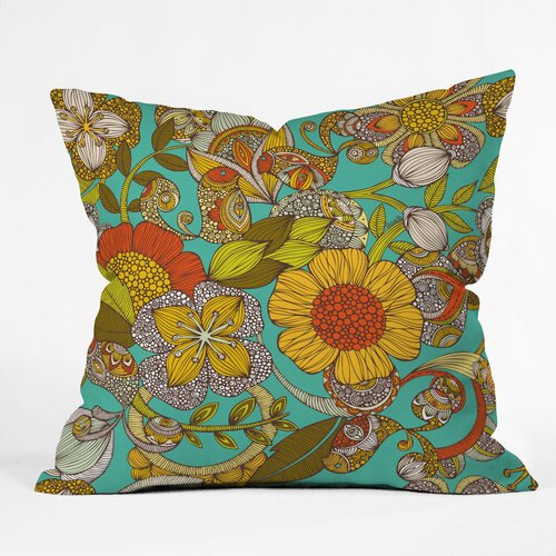 Valentina Ramos Amelia Outdoor Throw Pillow