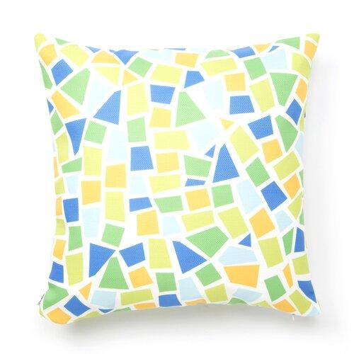 Khristian A Howell Baby Beach Bum Woven Polyester Throw Pillow