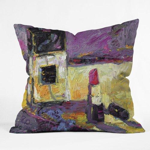 Ginette Fine Art Coco Throw Pillow