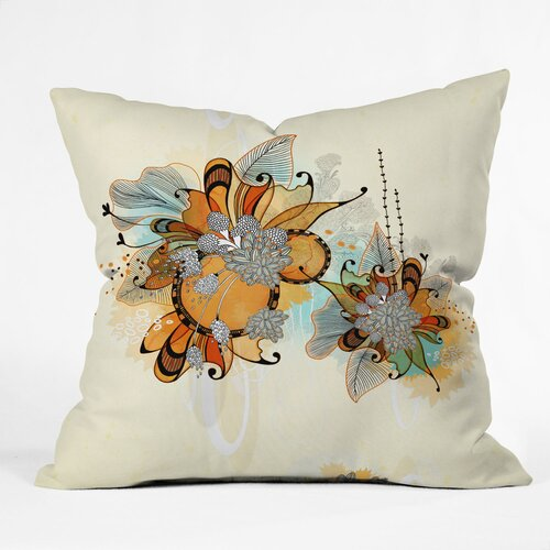 DENY Designs Iveta Abolina Sunset 2 Woven Polyester Throw Pillow