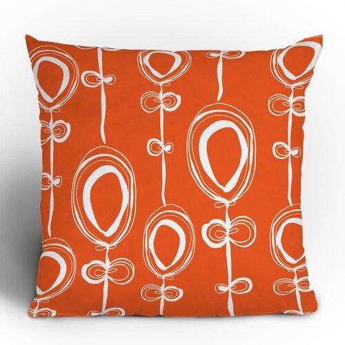 Modern Throw Pillows Orange : DENY Designs Rachael Taylor Contemporary Orange Woven Polyester Throw Pillow & Reviews Wayfair