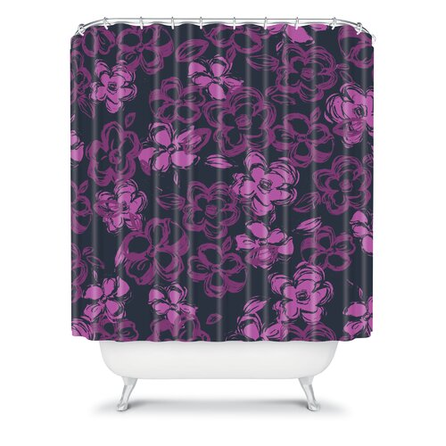Khristian A Howell Woven Polyester Russian Ballet 2 Shower Curtain