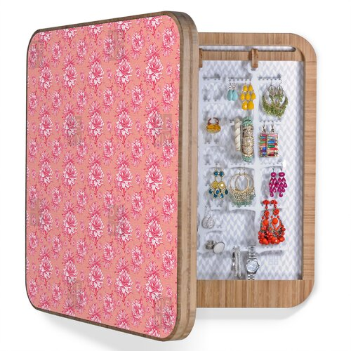 Caroline Okun Artichoktica Rosa Jewelry Box