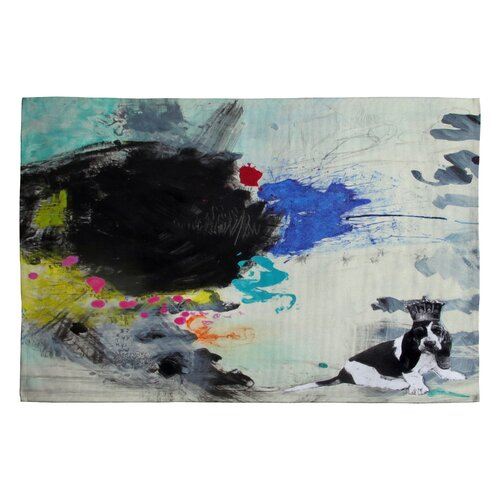 DENY Designs Deb Haugen King Woof Novelty Rug