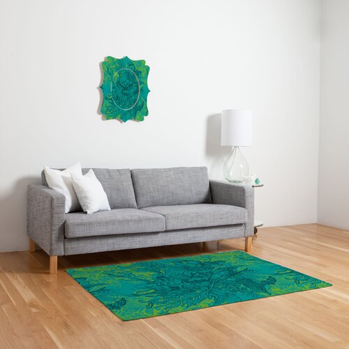DENY Designs Geronimo Studio Amazonia Novelty Rug