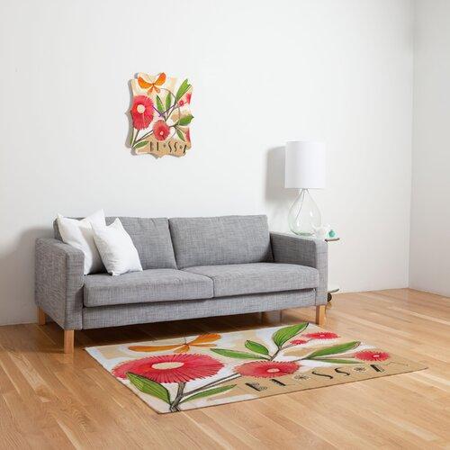 DENY Designs Cori Dantini Blossom 1 Novelty Rug
