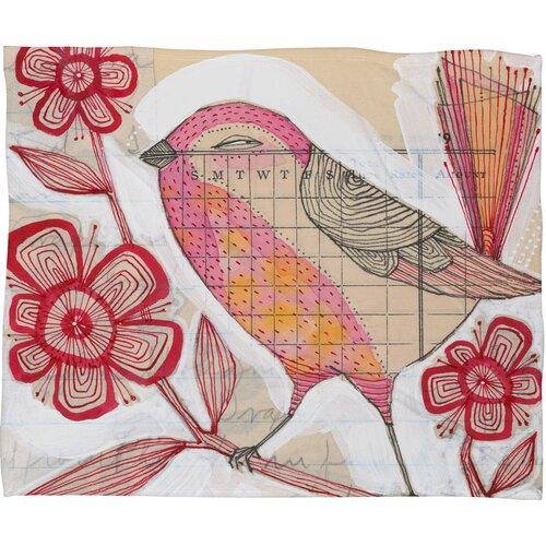 Cori Dantini Wee Lass Polyester Fleece Throw Blanket