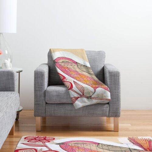 DENY Designs Cori Dantini Wee Lass Polyester Fleece Throw Blanket