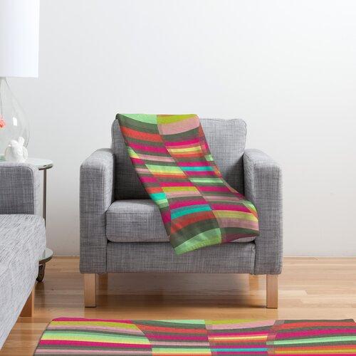 DENY Designs Jacqueline Maldonado Spectacle Polyester Fleece Throw Blanket
