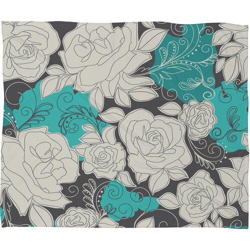 Khristian A Howell Rendezvous Polyester Fleece Throw Blanket