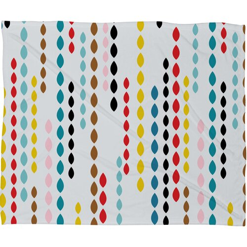 DENY Designs Khristian A Howell Nolita Drops Polyester Fleece Throw Blanket