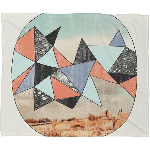 Wesley Bird Dry Spell Polyester Fleece Throw Blanket