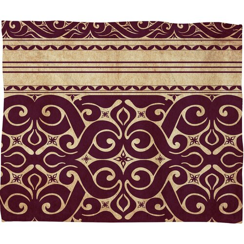 DENY Designs Arcturus Beru Polyester Fleece Throw Blanket