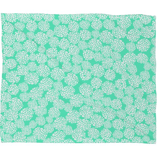 DENY Designs Joy Laforme Polyester Fleece Throw Blanket