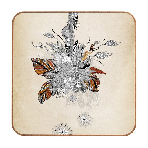 DENY Designs Floral 2 by Iveta Abolina Framed Graphic Art Plaque