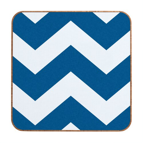 Chevron by Holli Zollinger Framed Graphic Art Plaque