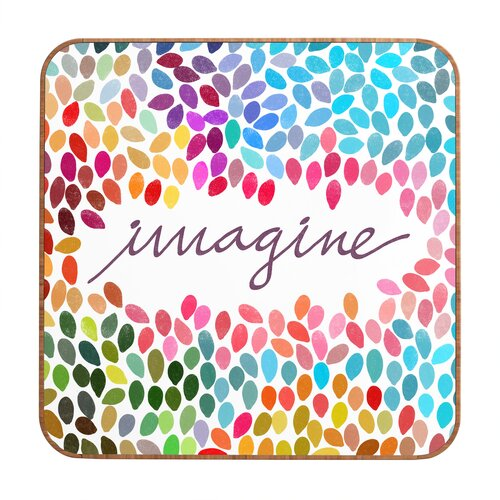 DENY Designs Imagine 1 by Garima Dhawan Framed Graphic Art Plaque