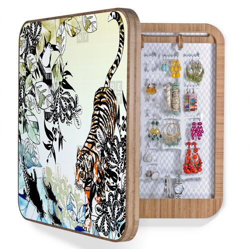Aimee St Hill Tiger Jewelry Box