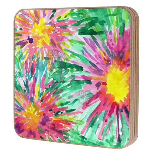 DENY Designs Joy Laforme Floral Confetti Jewelry Box Replacement Cover
