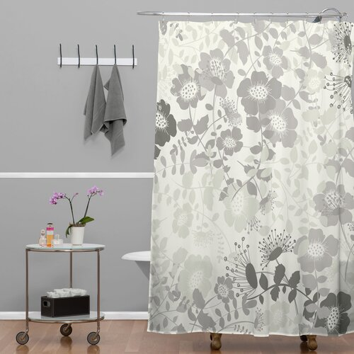 DENY Designs Khristian A Howell Woven Polyester Provencal 1 Shower Curtain