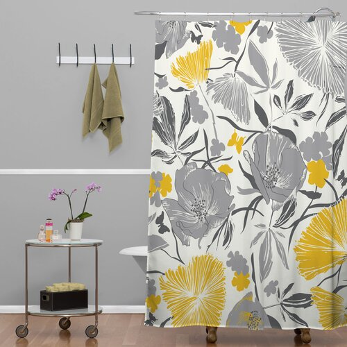 DENY Designs Khristian A Howell Polyester Bryant Park 3 Shower Curtain