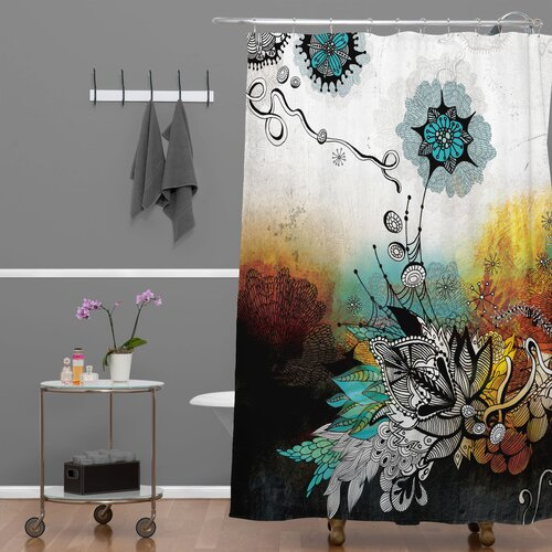 Deny Designs Iveta Abolina Polyester Frozen Dreams Shower