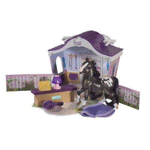 Breyer Horses Jasmine Travel Boutique Play Set