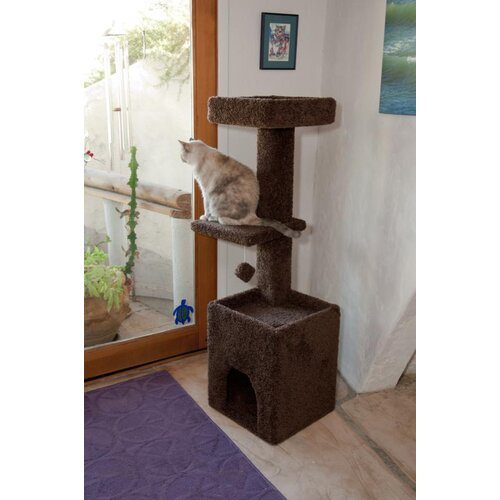 "New Cat Condos 54"" Cat Tower"