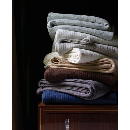 SFERRA Grant Cotton Blanket