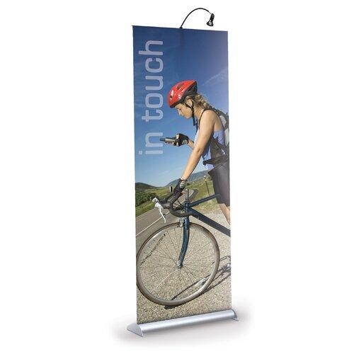 Testrite Mercury Retractable Banner Stands