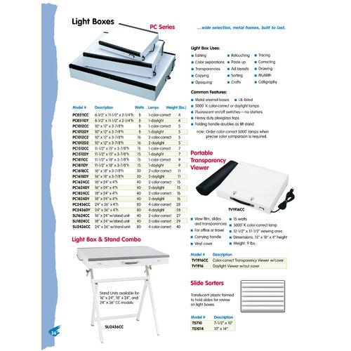 Testrite Light Box (40 Watt)