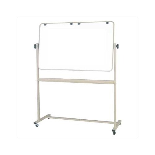 Testrite Jumbo Swivel Easel - Small and Medium Size White Board