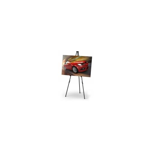Testrite Bright Plated Facilities Easel