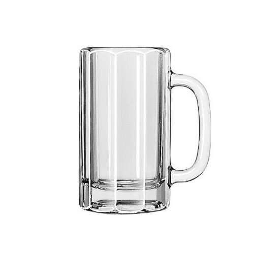 Libbey 16 oz. Paneled Mug